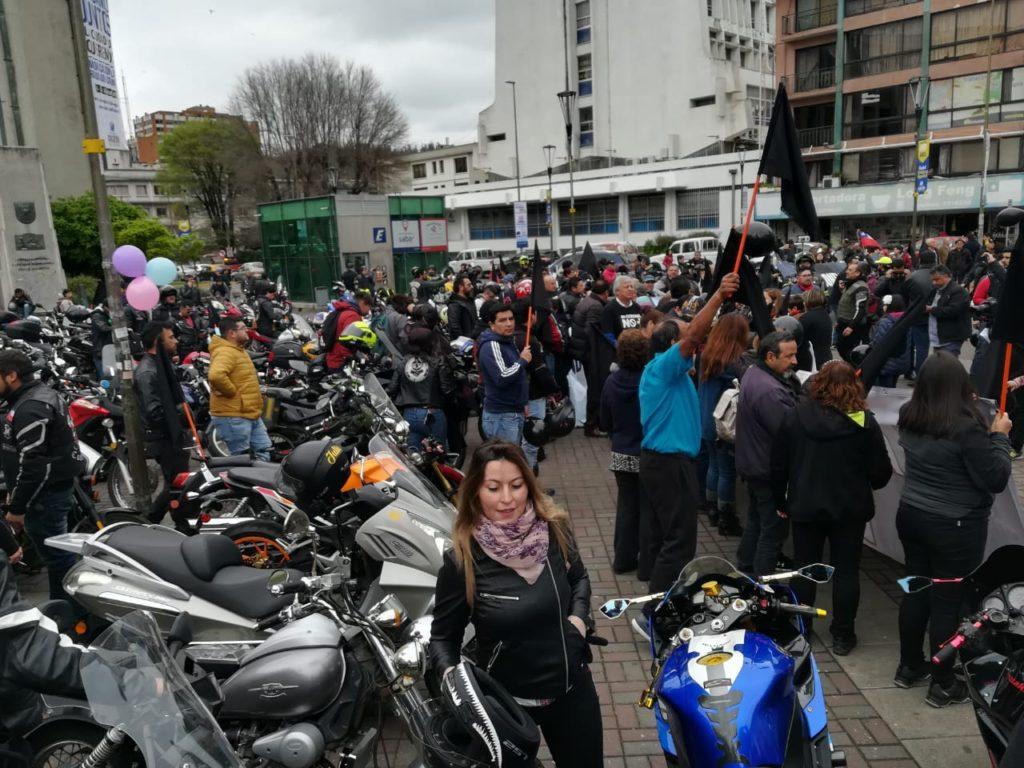 [BÍO BÍO Chile] Caravana coronelina llega a Corte de Concepción a presentar recurso contra ENEL, Colbún y Gobierno