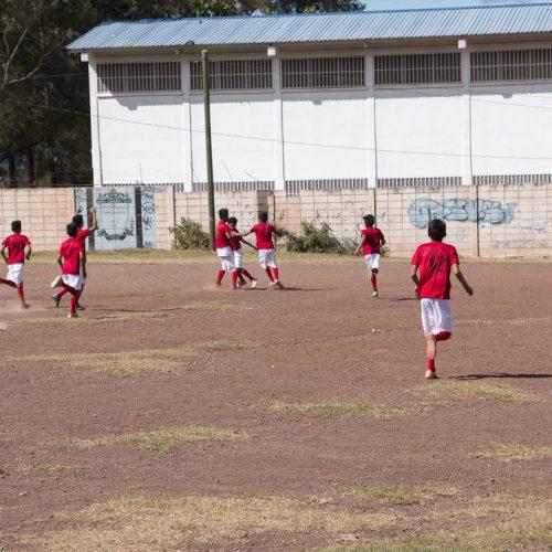 """""""Roja de todos y para todos"""": Aprobado el proyecto de apoyo al fútbol amateur"""