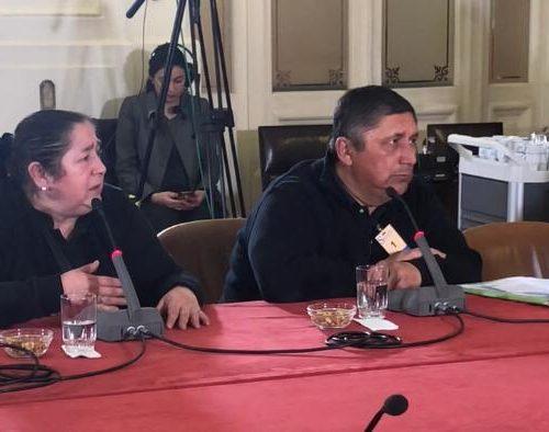 Caso Vinicio Poblete: Presidente Comisión DDHH insta a Piñera a cumplir sentencia de CIDH
