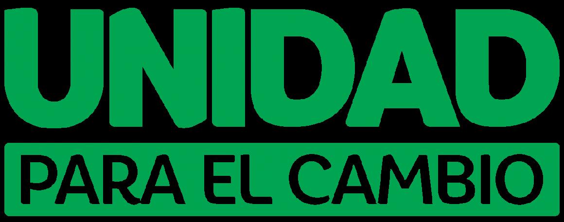 DECLARACION UNIDAD PARA EL CAMBIO.