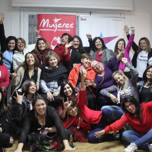 El Frente de Mujeres Progresistas Tati Allende se reúne en exitoso cónclave nacional