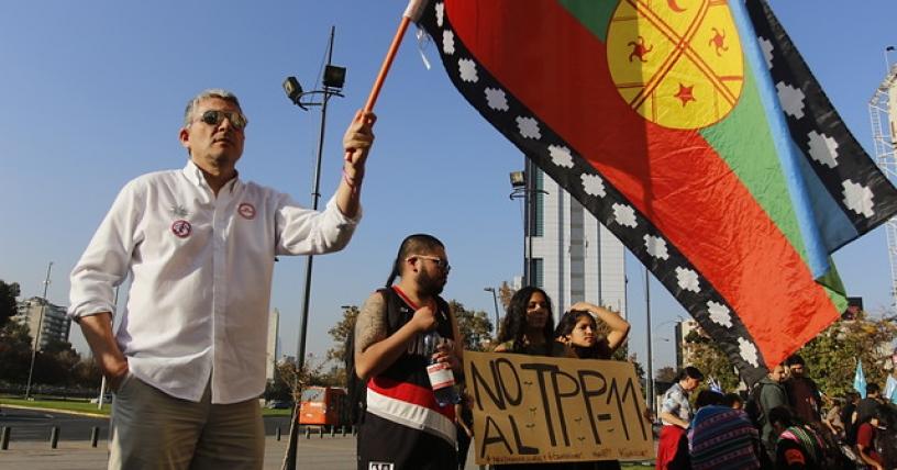 [El Mostrador] Senador Navarro anuncia reserva de constitucionalidad al TPP-11