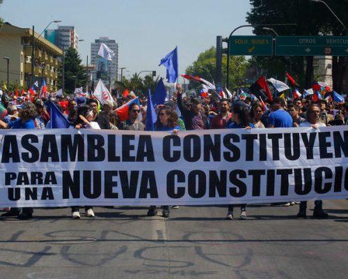 """[Radio Nuevo Mundo] Amplio rechazo a intento de """"cocina"""" para nueva Constitución sin Asamblea Constituyente"""