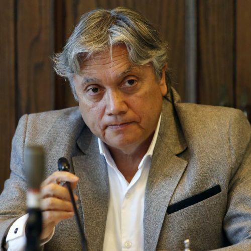 [Cooperativa] Navarro no firmó el acuerdo por la nueva Constitución: Criticó la mantención del alto quórum y plazos