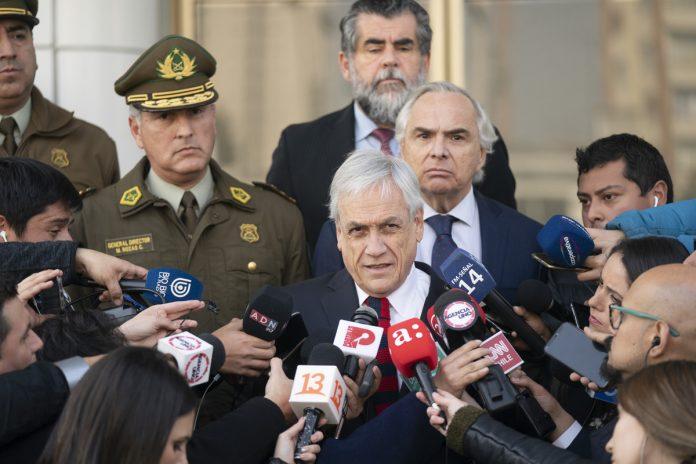 [El Ciudadano] Arriesga 20 años de cárcel: Se declara admisible querella presentada contra Piñera por delitos de lesa humanidad