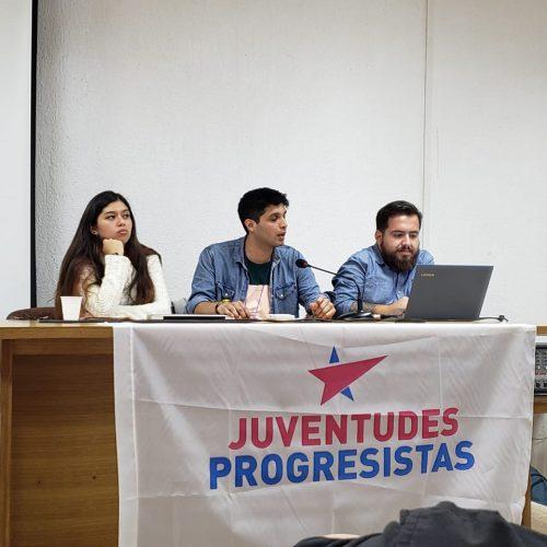 Juventud Progresista califica de penosa y carente de argumentos petición de disculpas de Juventud RN al Presidente Fernández.