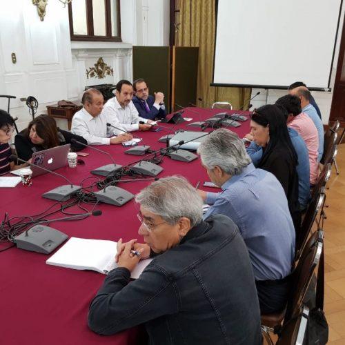 [Radio Nuevo Mundo] Unidad Social se reunió con bancadas de oposición con llamado a no seguir legislando las iniciativas del gobierno porque no contemplan demandas ciudadanas