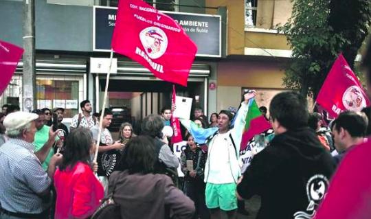 [Crónica Chillán] Remates de agua quedaron desiertos, pero ambientalistas insisten en reformas legales