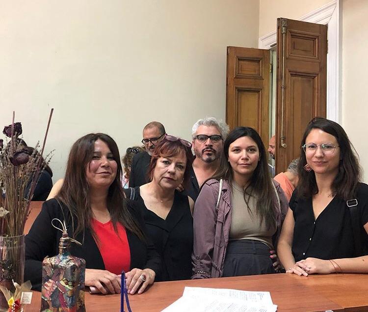 Concejala Natalia Contreras solicita subvención para reparar daños en Centro Arte Alameda