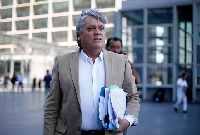 [Radio Agricultura] Senador Alejandro Navarro anunció que irá a la justicia por nuevo dispositivo de Carabineros