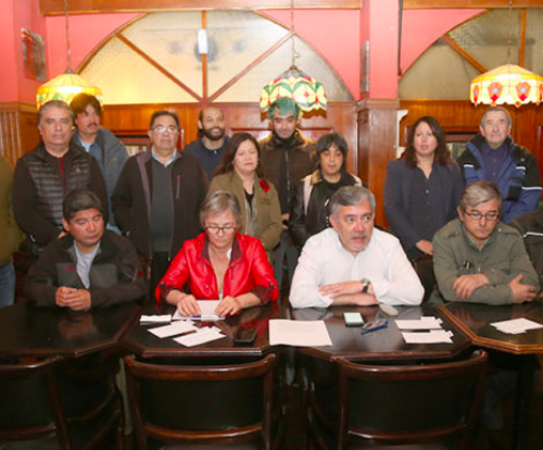 [La Prensa Austral] Comando Apruebo Chile Digno llamó a votar por una nueva Constitución con miras a una Asamblea Constituyente