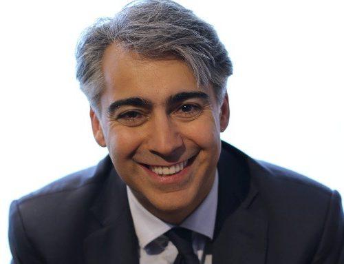 Marco Enríquez-Ominami inicia campaña puerta a puerta por el  Apruebo