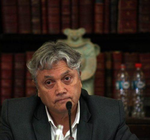 [Agricultura] Senador Navarro planteó que terrenos sin uso de Fuerzas Armadas sean destinados para viviendas sociales