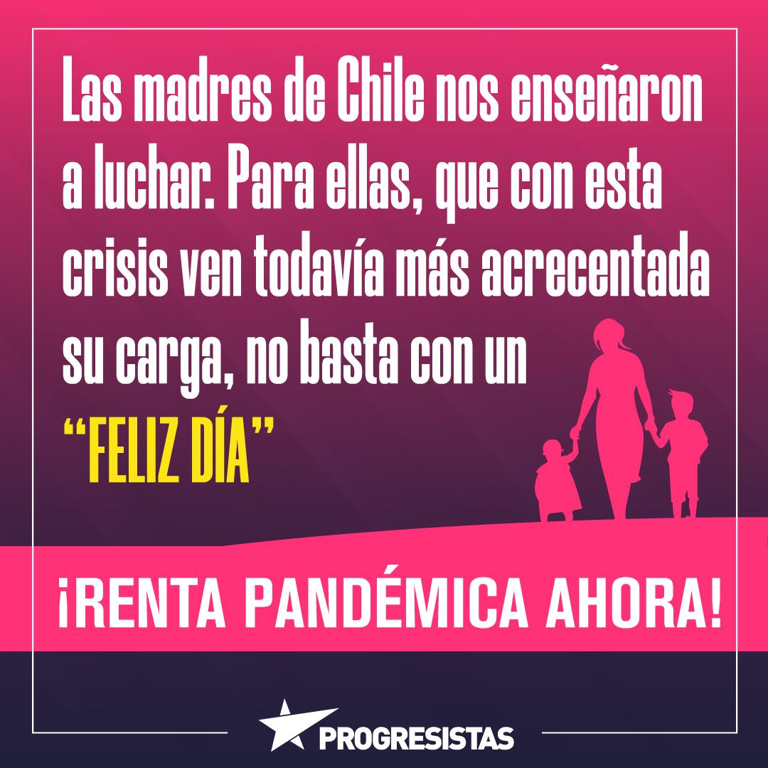 Homenaje a las madres de Chile
