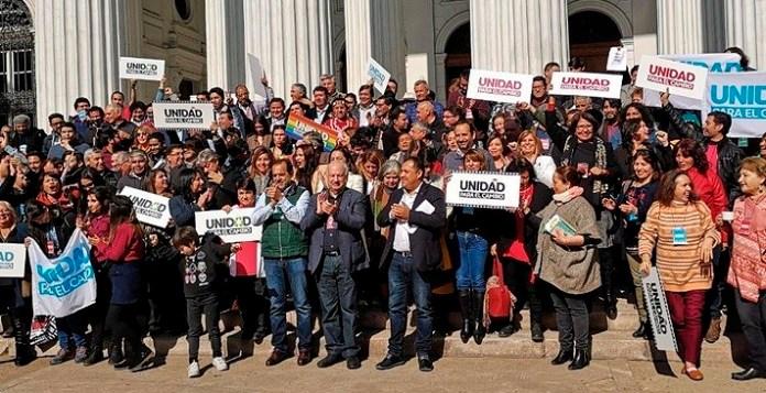 [Crónica Digital] Presidentes de «Unidad para el Cambio» rechazan idea de no realizar Plebiscito 2020