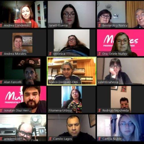 1° de Mayo: Masiva videoconferencia feminista sobre la mujer y reivindicaciones laborales