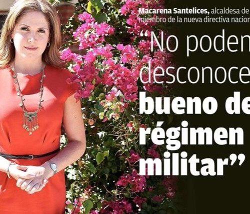 Declaración | Mujeres chilenas expuestas al desatino de un nombramiento