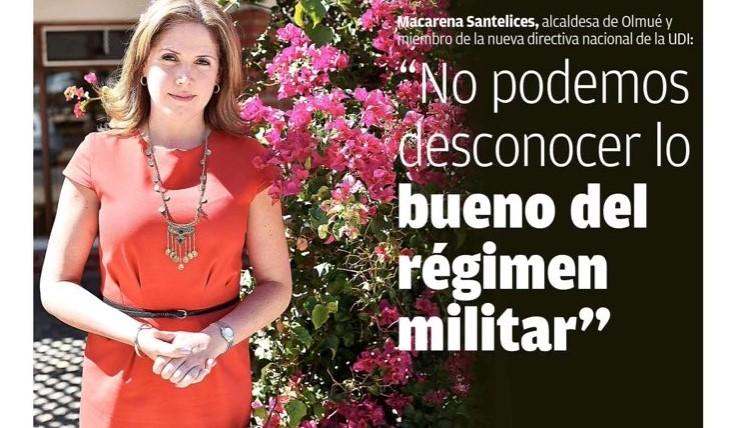 Declaración   Mujeres chilenas expuestas al desatino de un nombramiento