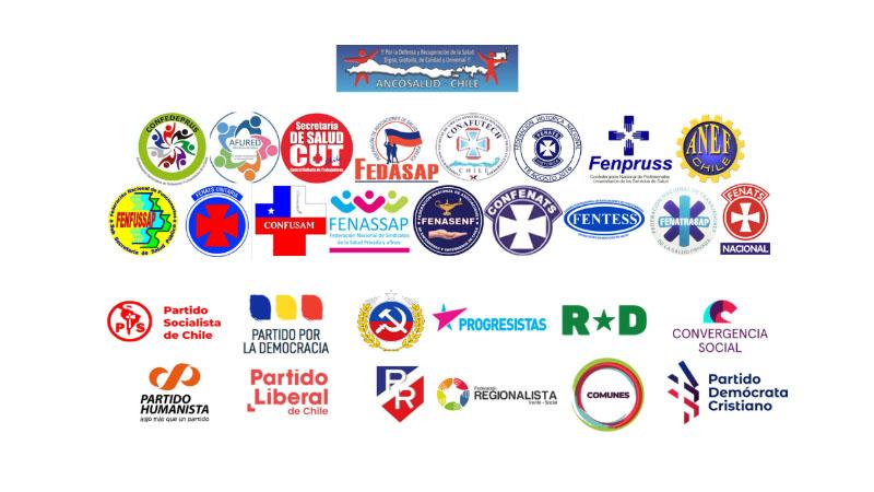 Organizaciones sociales y partidos aún esperan respuesta del ministro Paris
