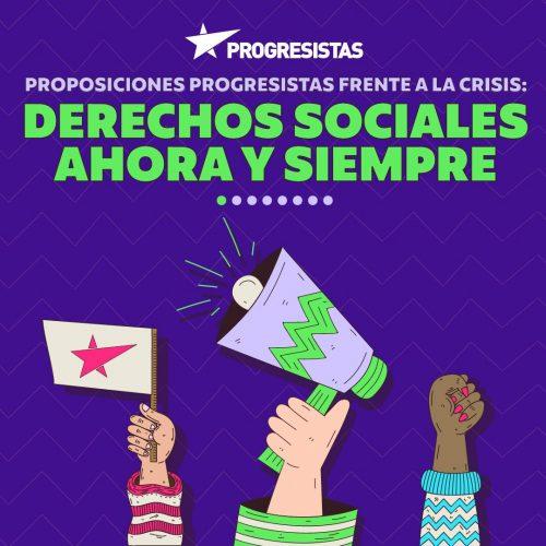 Progresistas lanzan propuestas para enfrentar crisis pandémica y garantizar medidas dirigidas a familias de clase media