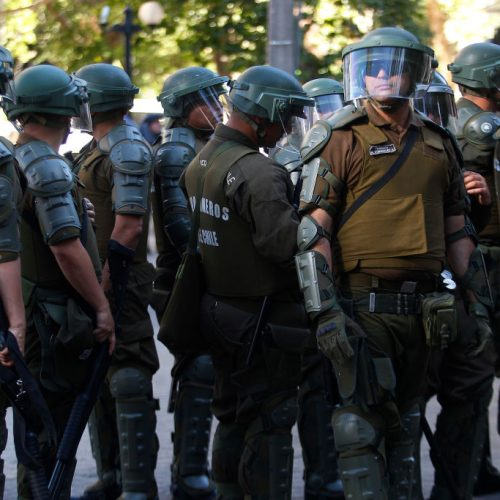 "[Jacobin] In Chile, a Murderous Police Claim to Be ""Just Following Orders"""