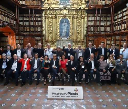 [Chillán Online] Líderes del PRO encabezan primer aniversario del Grupo de Puebla, impulsado por Marco Enríquez-Ominami
