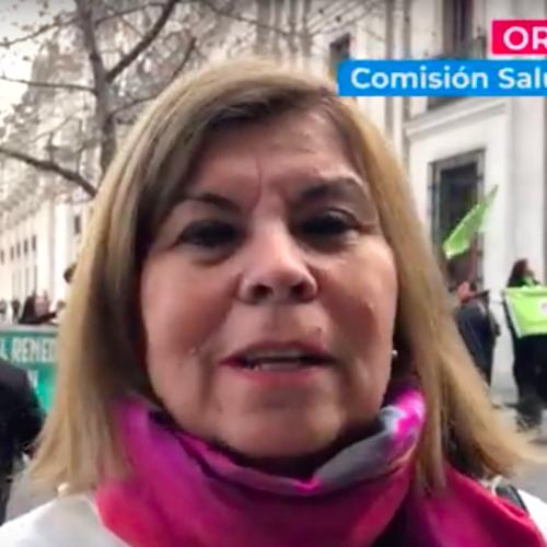 """Dra. Oriele Núñez: """"Esta emergencia sanitaria ha develado lo frágil y desmantelada que está nuestra salud pública"""""""