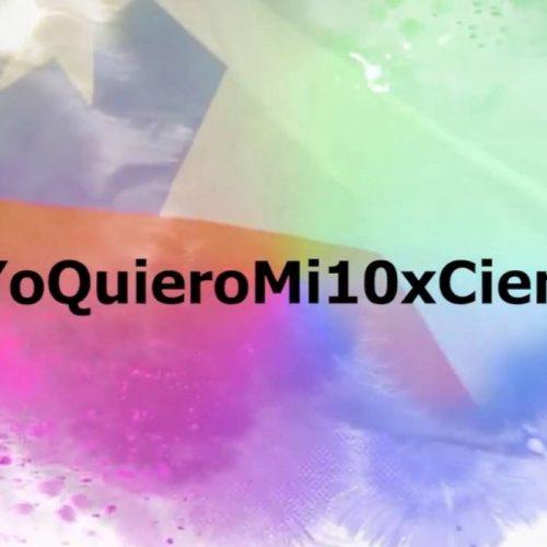 [Publimetro] #YoQuieromi10xCiento: el pegajoso jingle de campaña para retiro de 10% de las AFP