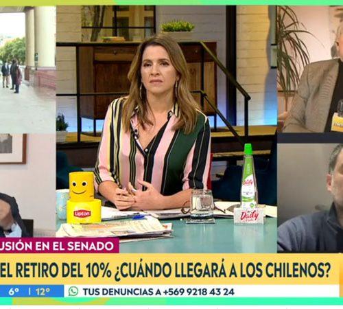 """[CHV] Marco Enríquez-Ominami sobre medidas del Gobierno versus retiro del 10%: """"Son inútiles e incompetentes"""""""