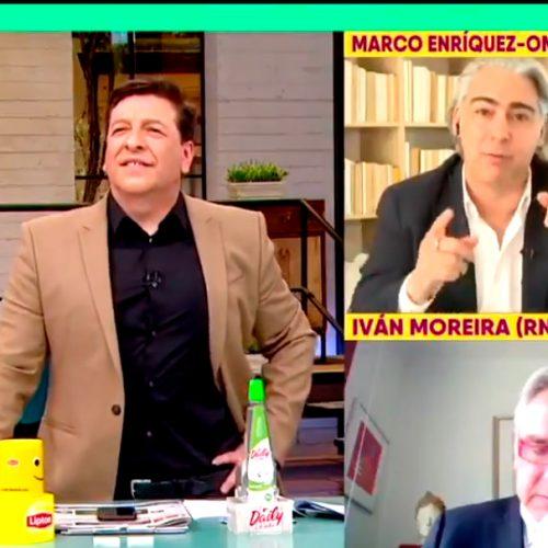 """[El Desconcierto] ME-O hizo lapidario diagnóstico de Joaquín Lavín: """"Piñera, al lado de él, es una dulzura"""""""