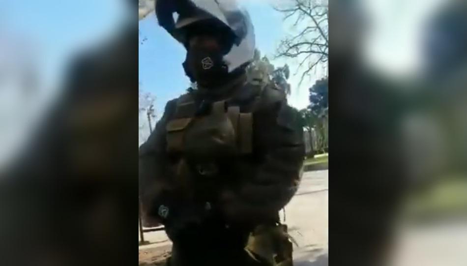 Juventud Progresista denuncia en Contraloría caso de carabinero que amenazó con hacer desaparecer a joven en Melipilla