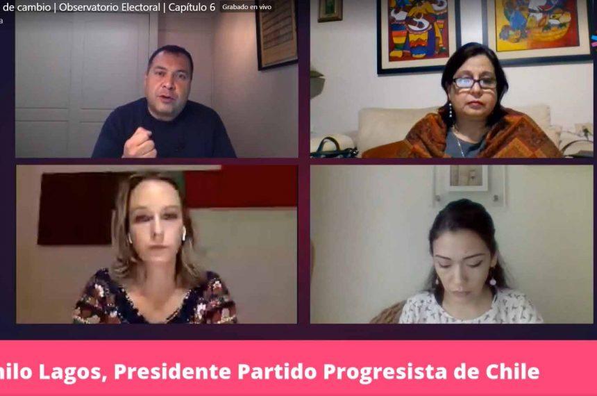 """Presidente del PRO y plebiscito constitucional: """"La necesidad de cambio de las reglas del juego es algo que se siente profundamente en el pueblo chileno"""""""