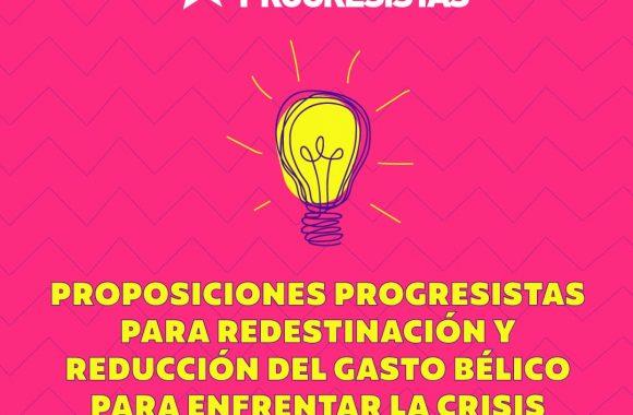"""Partido Progresista propone reducir el gasto bélico para enfrentar la crisis: """"La defensa de la soberanía es la protección de la vida de las familias chilenas"""""""