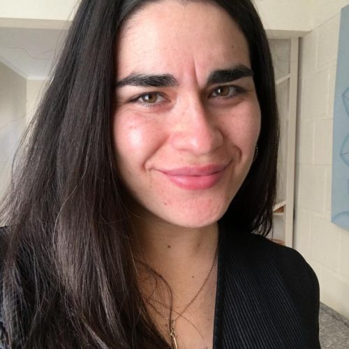 """Ivannia Olivares, presidenta regional del partido por Atacama: """"Mi lucha por el Apruebo es por una Constitución con enfoque de género"""""""