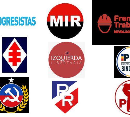 Declaración pública partidos de oposición: ¡El Empleador Estado limita los derechos fundamentales de los y las funcionarias públicas!