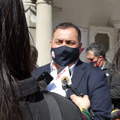 """Partido Progresista tras salida de Mario Rozas: """"Debió ser removido hace meses y Piñera no tuvo los pantalones"""""""
