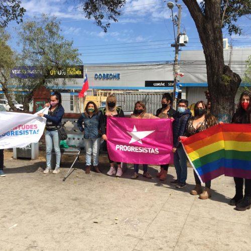 Crece la Región del Maule: 15 nuevEs militantes de la diversidad sexual en Curicó