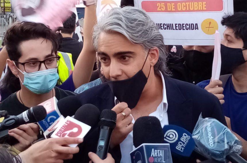 Marco Enríquez-Ominami propone que el próximo Mandatario convoque a elecciones presidenciales para diciembre de 2022