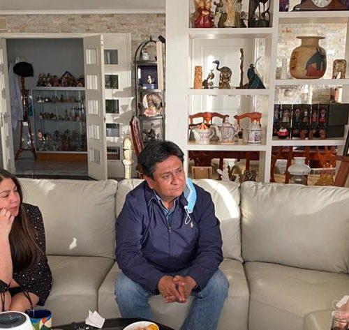 Antofagasta: Diputada Marcela Hernando entrega apoyo a candidato independiente Progresista a Gobernador Regional