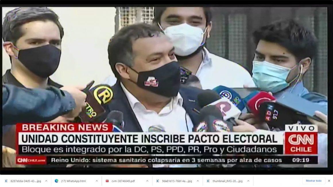 Candidaturas Ciudadanas del Progresismo a la Convención Constitucional: 100% independientes y 80% mujeres
