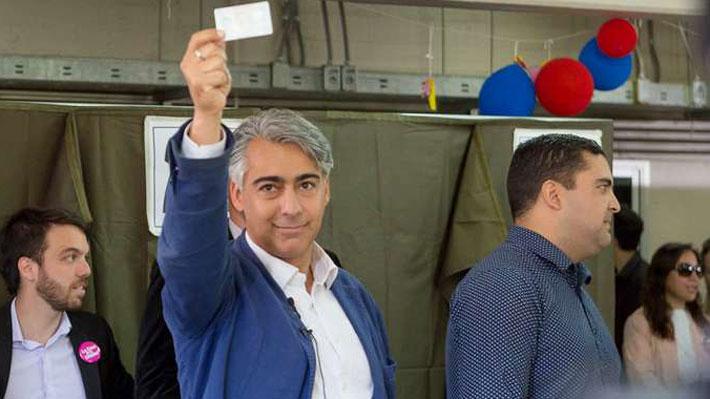 """Marco Enríquez-Ominami: """"Esta idea del voto obligatorio sin decir cuál es la multa, es pura retórica de la vieja política"""""""