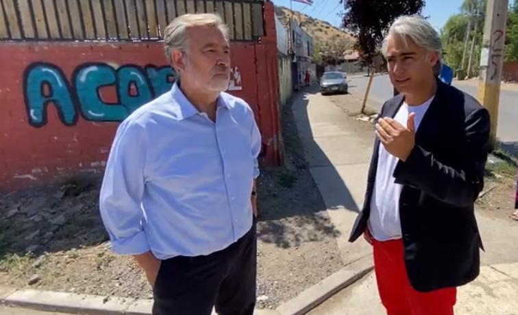 Marco Enríquez-Ominami y Alejandro Guillier exigen que independientes y militantes tengan igualdad de condiciones en la franja electoral