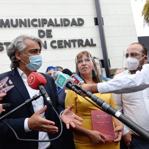 """Marco Enríquez-Ominami: """"Hoy quien no está en unidad, trabaja para la derecha, les guste o no"""""""