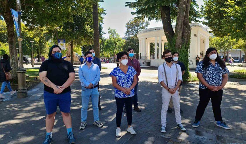 [Diario Concepción] Candidatos LGBT abogan por mayor seguridad tras ataques