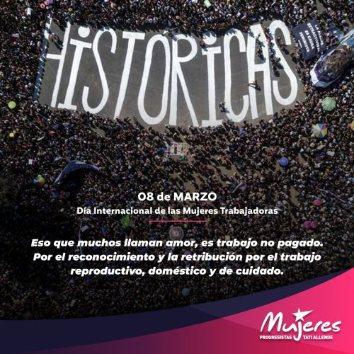 Súmate a la huelga general feminista: #LaHuelgaFeministaVa