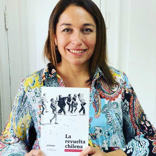 """Vicepresidenta del PRO participó en libro colectivo La revuelta chilena: """"Es un orgullo haber sido invitada como mujer progresista"""""""