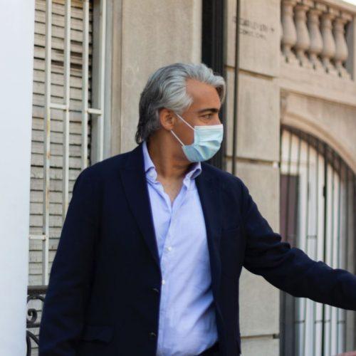 """Marco Enríquez-Ominami insta a los partidos oficialistas y de oposición a devolver a Chile el Foco Político: """"Ese es el centro de la dignidad"""""""