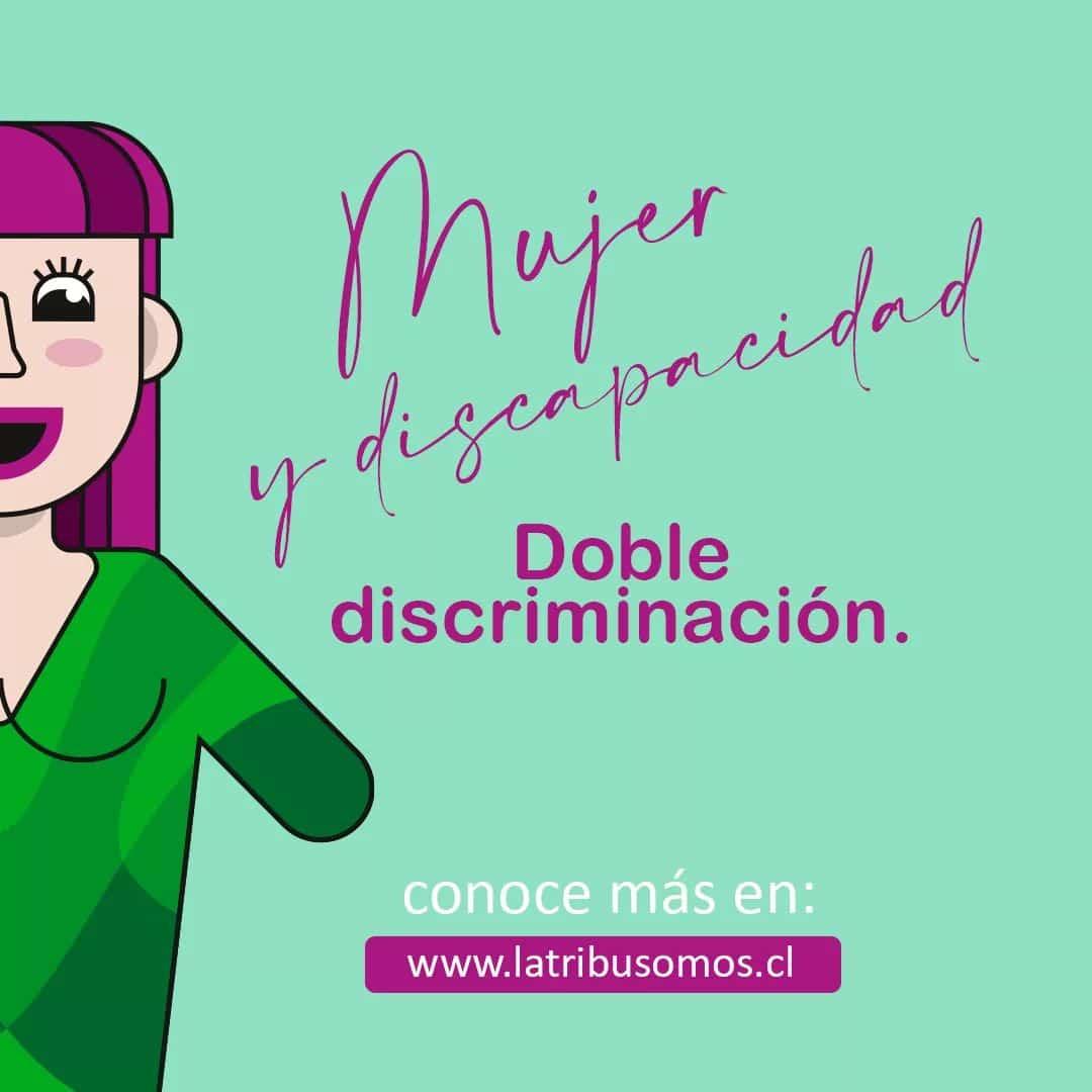 Columna | Mujeres y discapacidad sujetas de doble discriminación