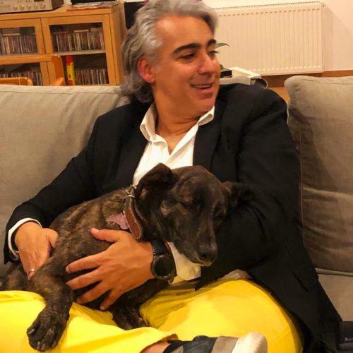"""Marco Enríquez-Ominami apoya propuesta de permiso para urgencias médicas veterinarias en cuarentena: """"Atenderlos y cuidarlos también son una forma en la que expresamos nuestra humanidad"""""""