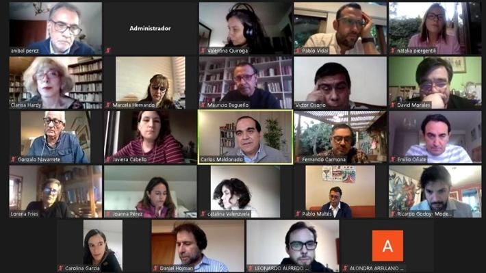 """[Emol] Equipos programáticos de la oposición acuerdan crear """"grupo ejecutivo"""" para enfrentar en """"unidad"""" elecciones presidenciales"""